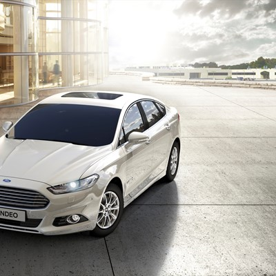 Ford Mondeo Hibrid